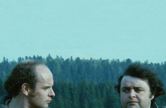 """Affiche du film """"Le passe-montagne"""""""