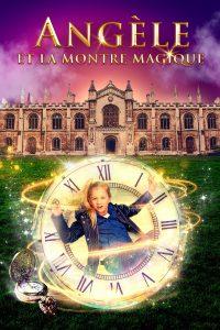 """Affiche du film """"Angèle et la montre magique"""""""
