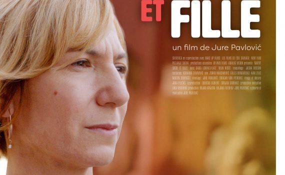 """Affiche du film """"Mère et fille"""""""