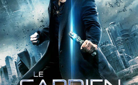 """Affiche du film """"Le Gardien des mondes"""""""