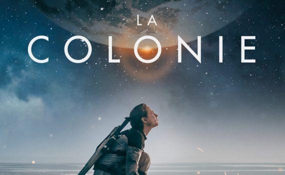 """Affiche du film """"La colonie"""""""
